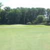 A view of the 5th green at Newnan Country Club.