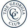 The Georgia Club - Red/Black Course Logo