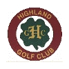 Highland Golf Club - Semi-Private Logo
