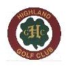 Highland Golf Club - Semi-Private Logo