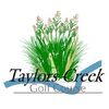Taylor's Creek Golf Course Logo