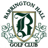 Barrington Hall Golf Club Logo