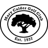 Mary Calder Golf Club - Semi-Private Logo