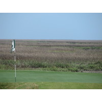 Marshwood, one of six golf courses at The Landings near Savannah, Georgia, has excellent marsh views.