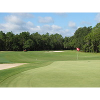 The Okefenokee Country Club in Blackshear, Georgia, has excellent Tidwarf greens.