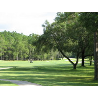 No. 6 at the Okefenokee Country Club in Blackshear is a 434-yard par 4.