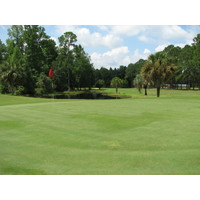 Lakeview Golf Club in Blackshear, Ga., has well conditioned greens.