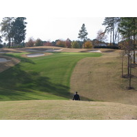 The fairways have excellent movement at Mt. Vintage Plantation and Golf Club, Augusta, Ga.