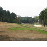 Hole No. 10 at the Golf Club of Georgia.
