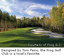 Frog Golf Club